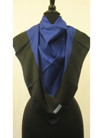 Chavelle Blue-Black SolidBlock