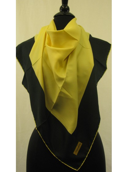 Chavelle Yellow-Black SolidBlock